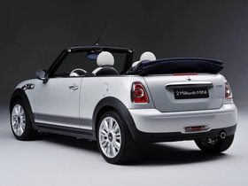 Ver foto 2 de Mini Cabrio Cooper 2 Millionth 2011