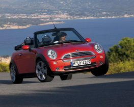 Fotos de Mini Cooper Cabrio 2005