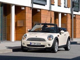 Fotos de Mini Cabrio Cooper 2009