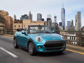 Fotos de Mini Cooper Cabrio F57 USA 2016