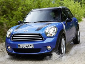 Fotos de Mini Countryman Cooper All4 R60 2013