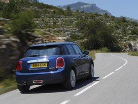 Ver foto 6 de Mini Cooper D 5 puertas UK 2014