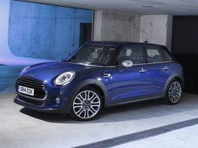 Ver foto 1 de Mini Cooper D 5 puertas UK 2014