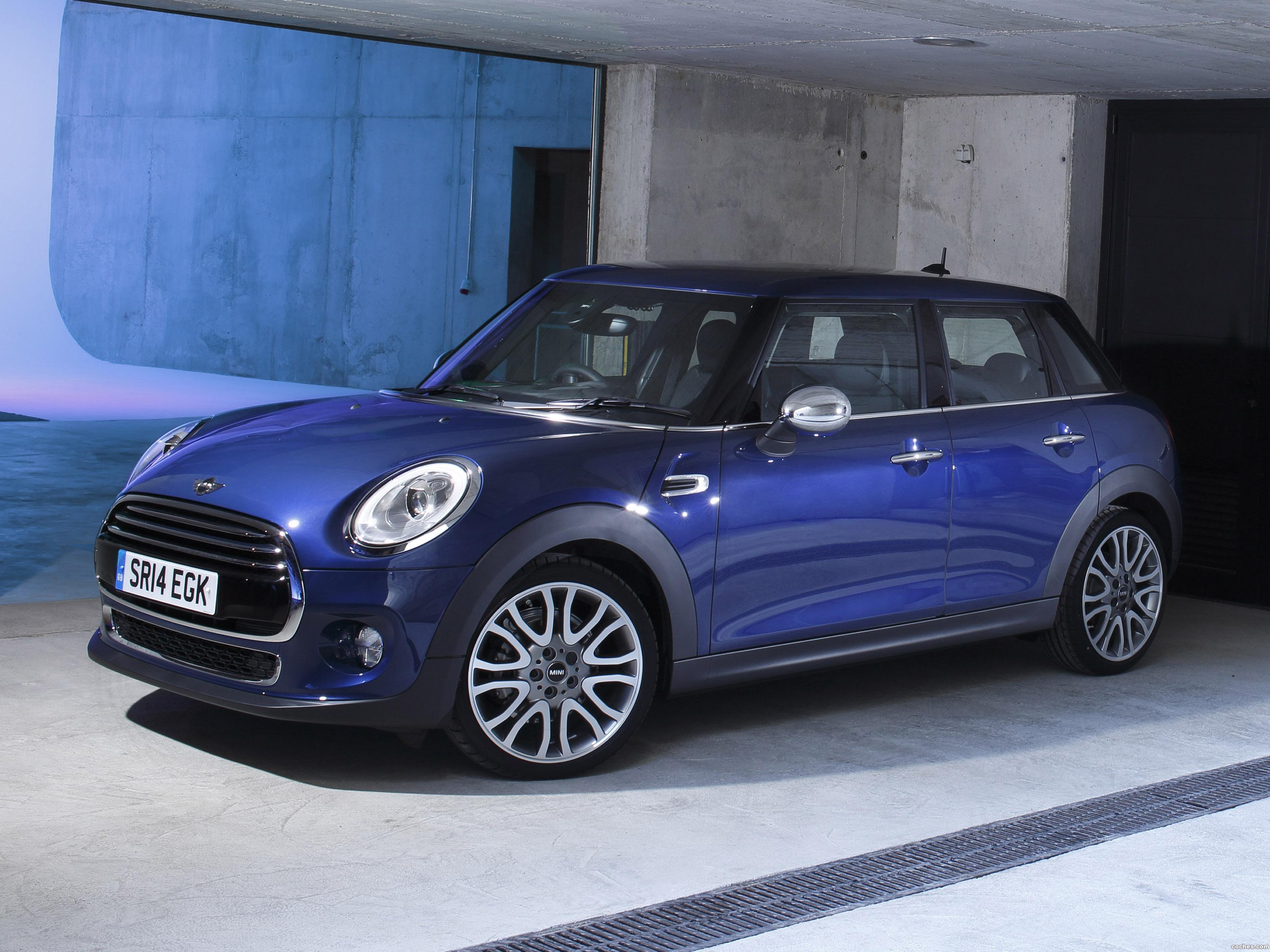 Foto 0 de Mini Cooper D 5 puertas UK 2014