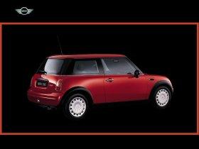 Fotos de Mini Cooper One 2001