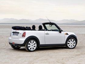 Ver foto 3 de Mini Cabrio Cooper One 2010