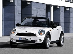Fotos de Mini Cabrio Cooper One 2010