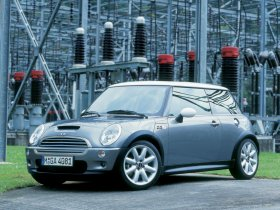 Ver foto 16 de Mini Cooper S 2001