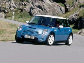 Ver foto 2 de Mini Cooper S 2001
