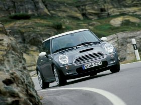 Fotos de Mini Cooper S 2001