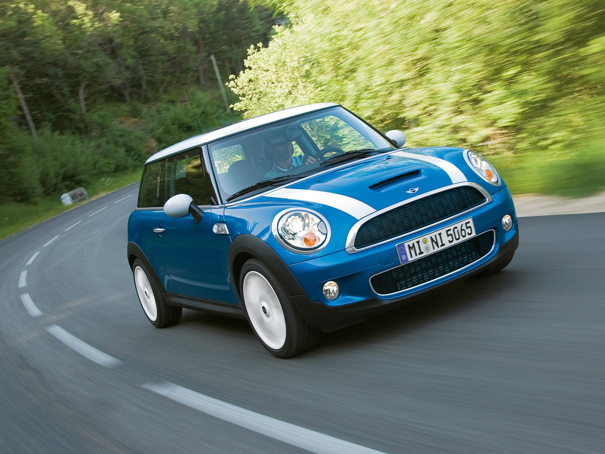 Foto 0 de Mini Cooper S 2007