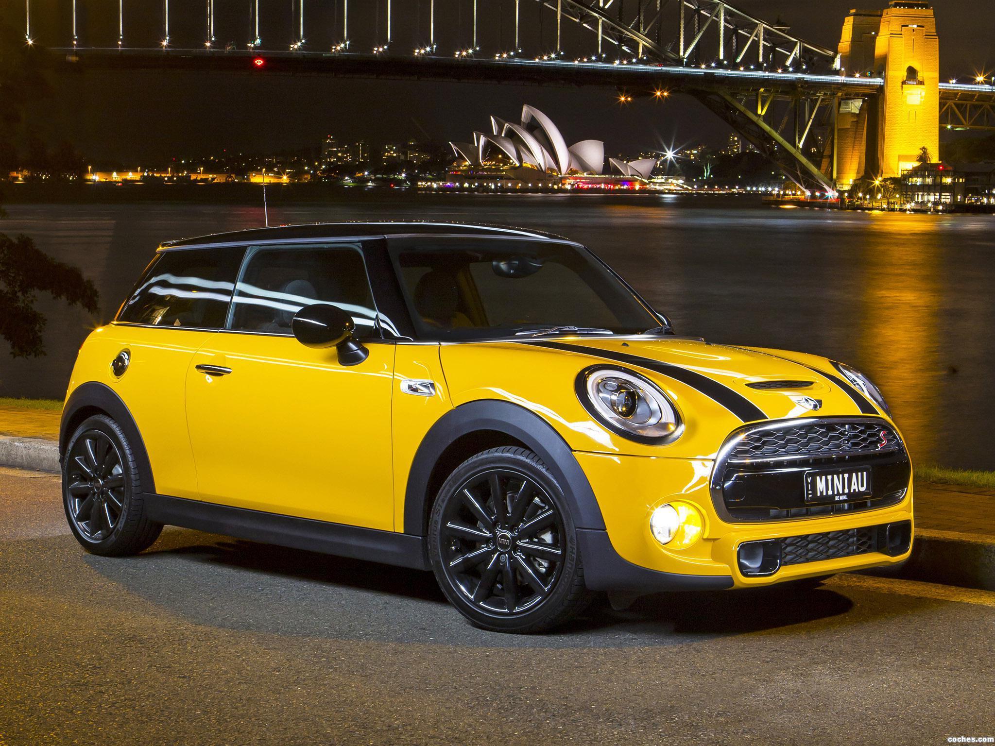 Foto 0 de Mini MINI Cooper S Australia 2014