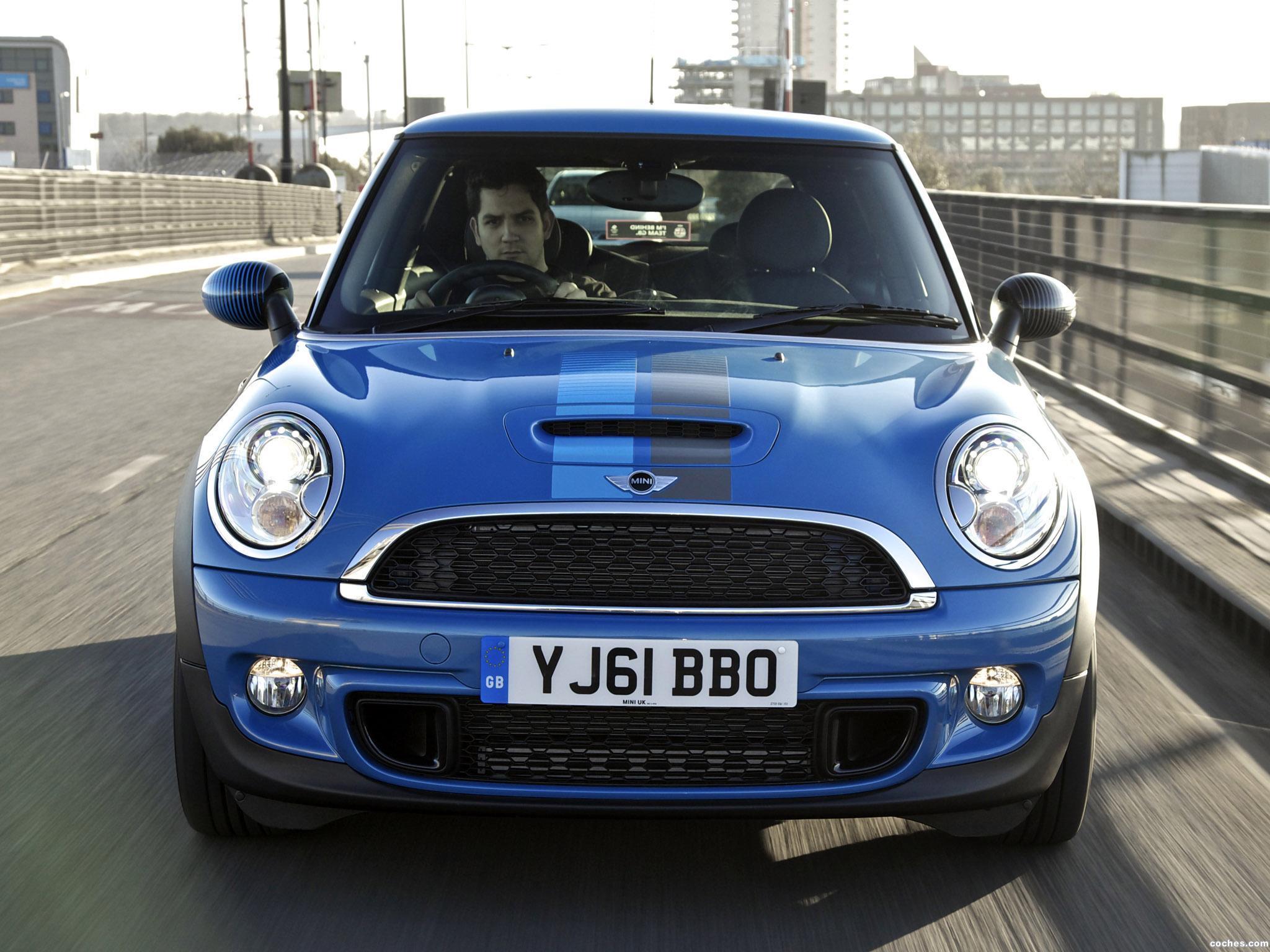Foto 0 de Mini Mini Cooper S Bayswater UK  2012