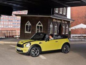 Fotos de Mini Cabrio Cooper S 2009