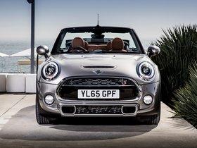 Ver foto 2 de Mini Cooper S Cabrio Open 150 Edition F57 2016