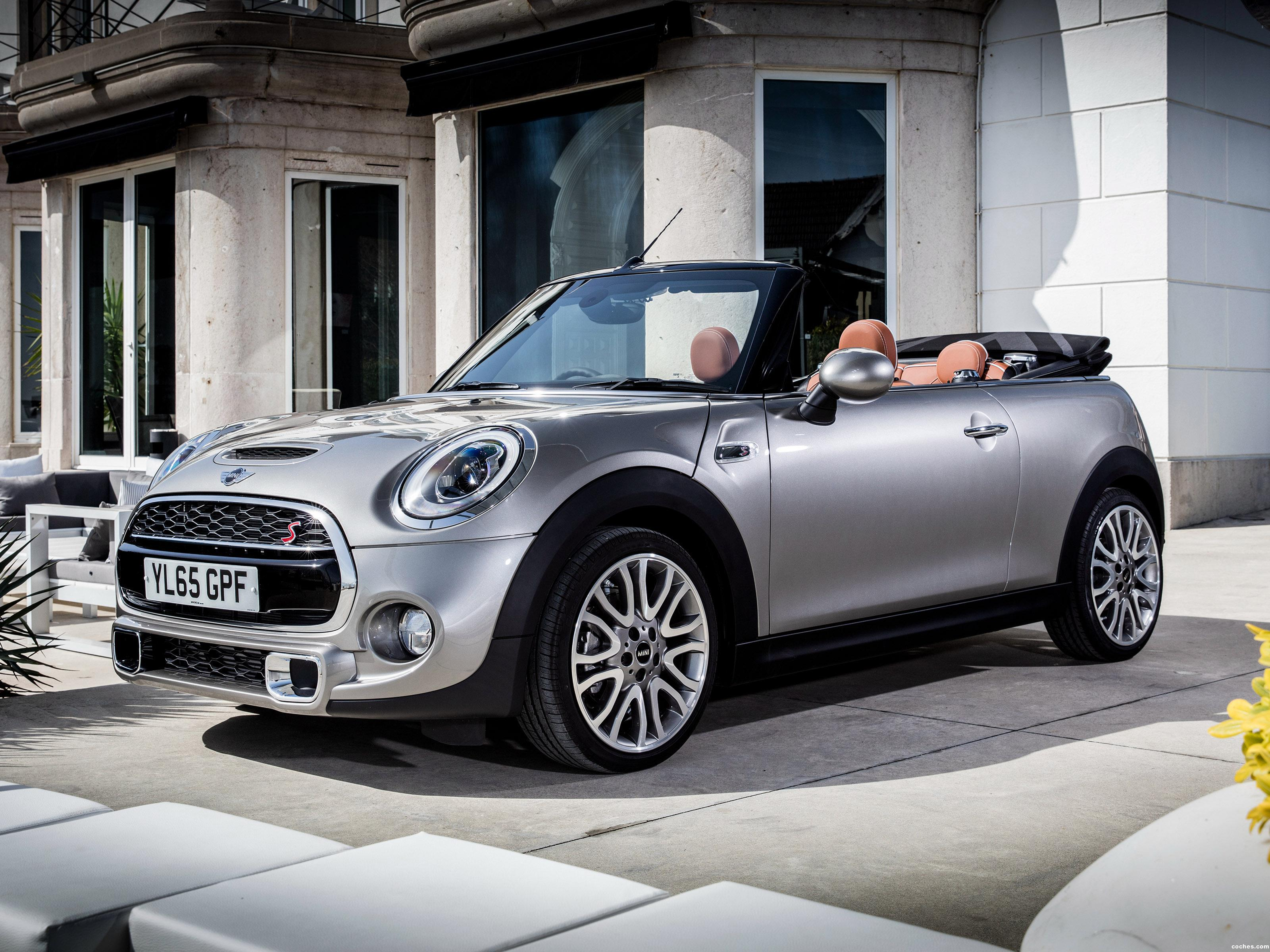 Foto 0 de Mini Cooper S Cabrio Open 150 Edition F57 2016