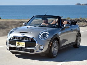 Fotos de Mini Cooper S Cabrio USA F57 2016