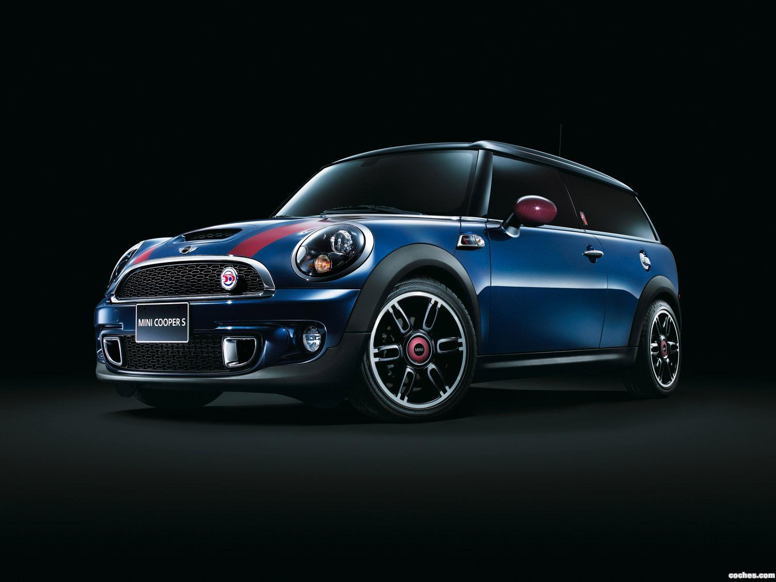 Foto 0 de Mini Clubman Cooper S 50 Hampton Japan  2011