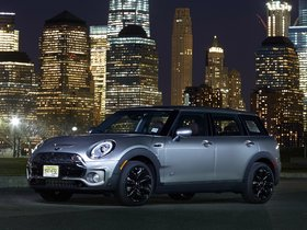 Ver foto 6 de Mini Cooper S Clubman All4 F54 USA 2016