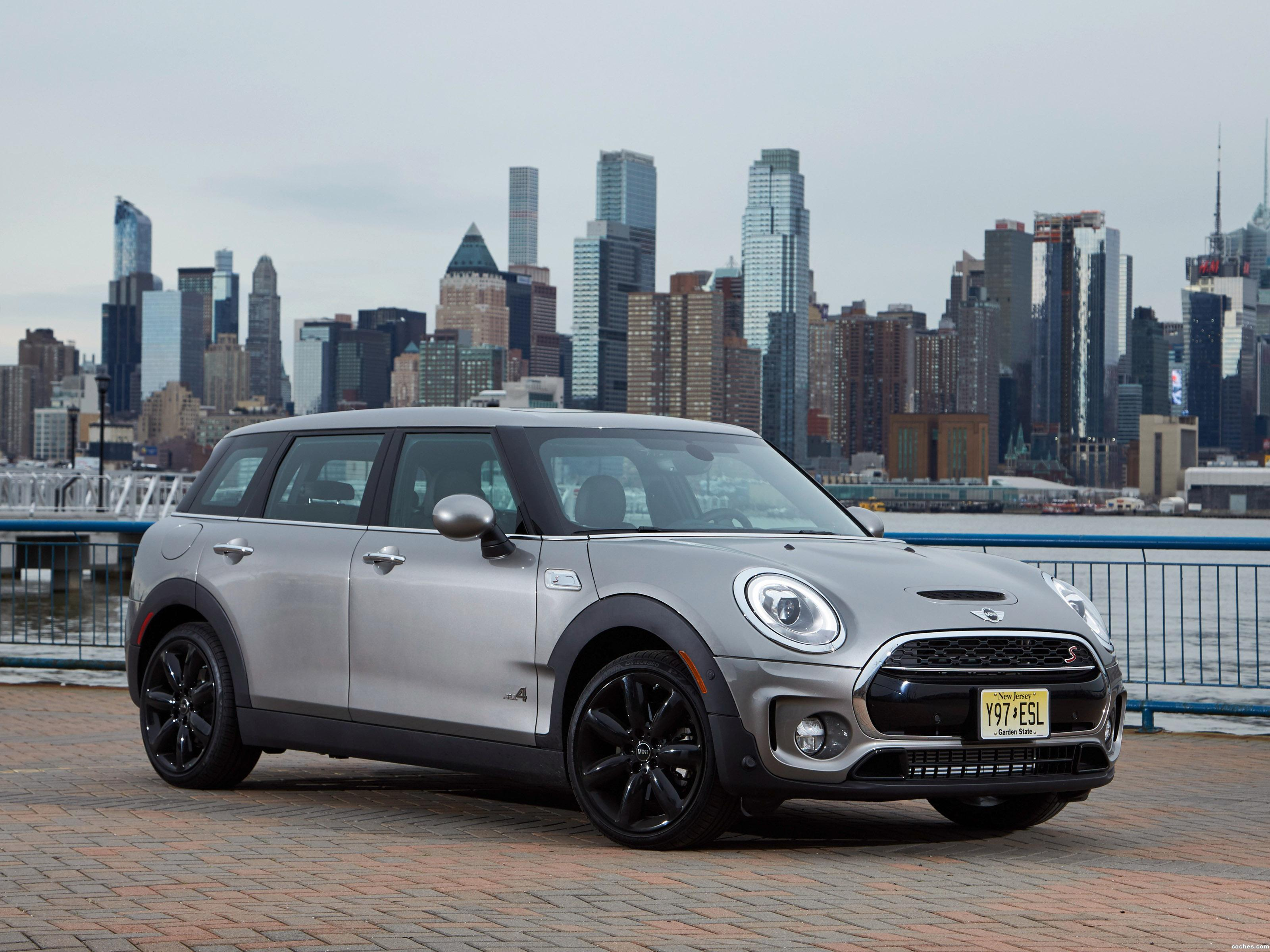 Foto 0 de Mini Cooper S Clubman All4 F54 USA 2016