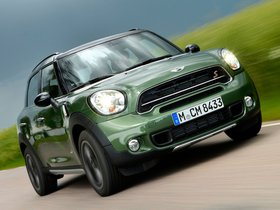Fotos de Mini Countryman Cooper S 2014