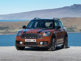 Ver foto 22 de Mini Cooper S Countryman All4 F60 2017