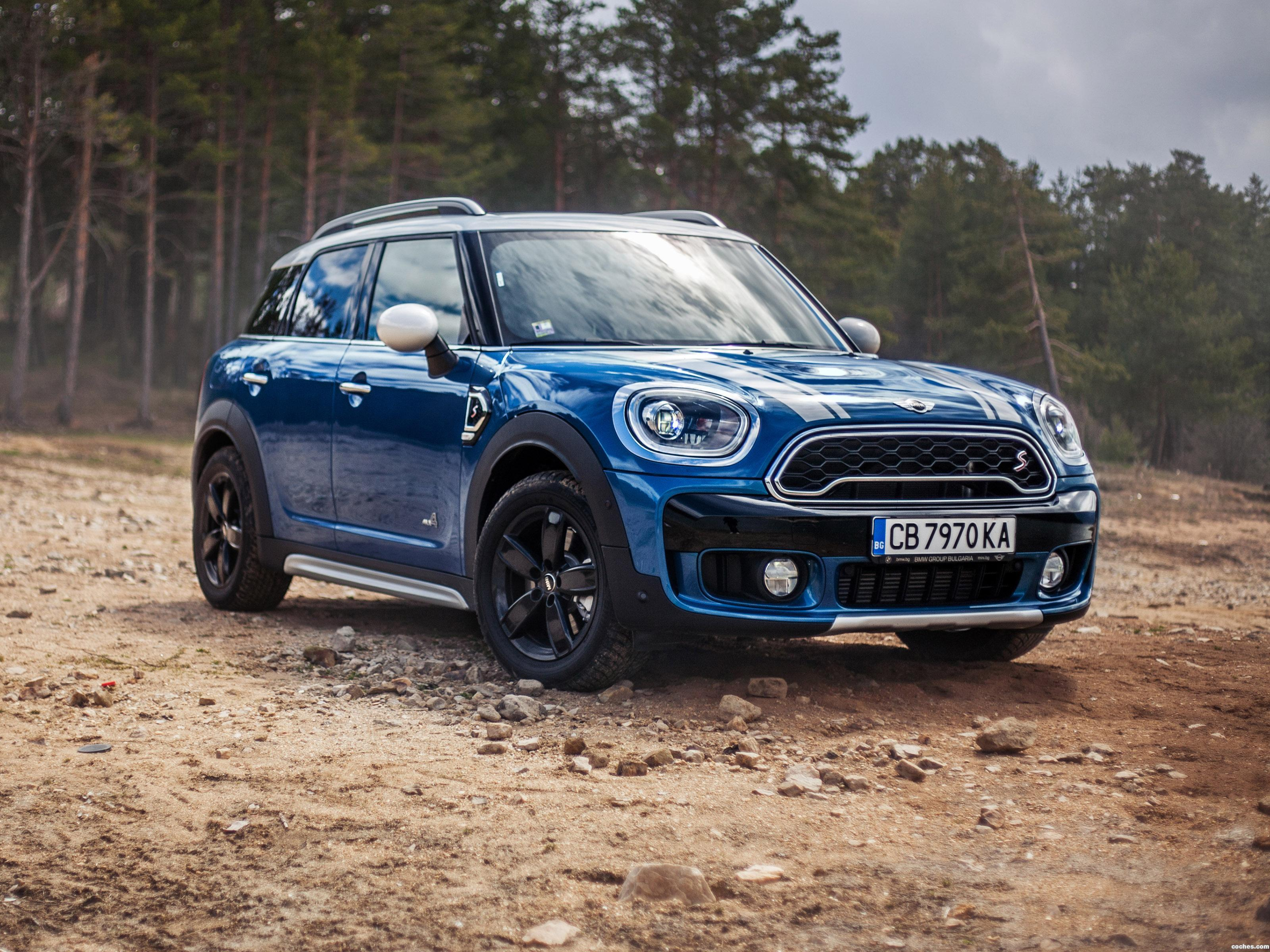 Foto 0 de Mini Cooper S Countryman All4 F60 2017