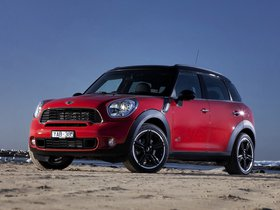 Ver foto 3 de Mini Countryman Cooper S All4 R60 Australia 2010