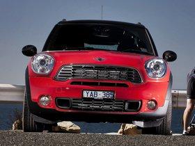 Ver foto 2 de Mini Countryman Cooper S All4 R60 Australia 2010