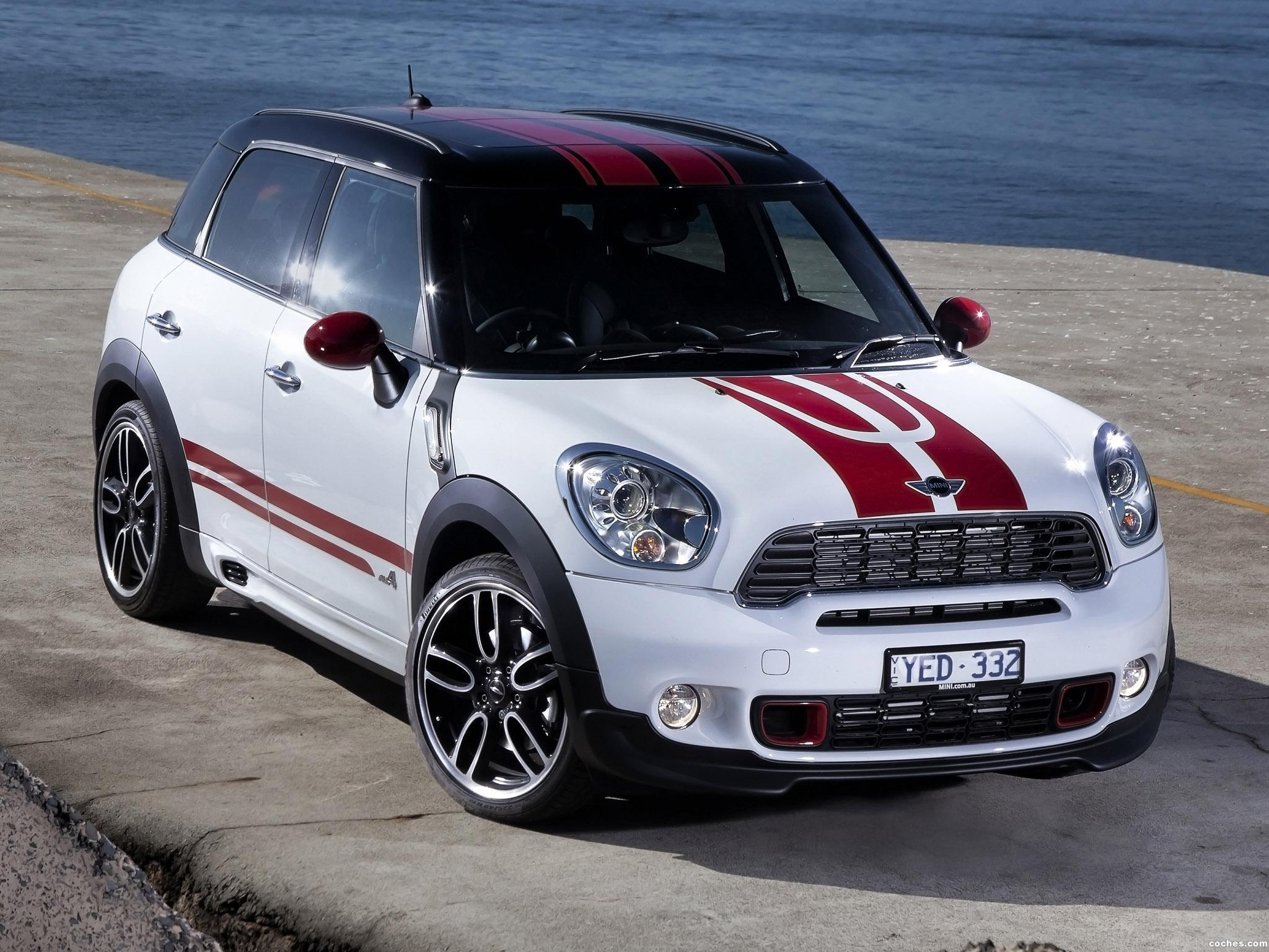 Foto 0 de Mini Countryman Cooper S All4 R60 Australia 2010