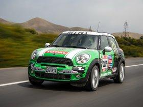 Ver foto 12 de Mini Countryman Cooper S Dakar Rally R60 2013