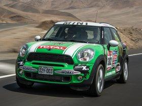 Fotos de Mini Countryman Cooper S Dakar Rally R60 2013