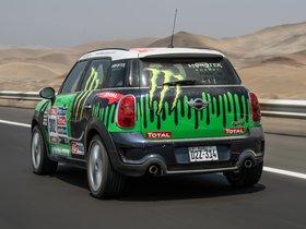 Ver foto 10 de Mini Countryman Cooper S Dakar Rally R60 2013