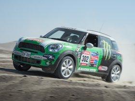 Ver foto 6 de Mini Countryman Cooper S Dakar Rally R60 2013