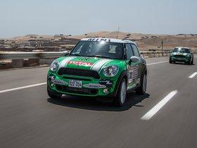 Ver foto 5 de Mini Countryman Cooper S Dakar Rally R60 2013