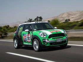 Ver foto 4 de Mini Countryman Cooper S Dakar Rally R60 2013