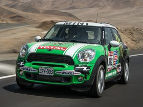 Fotos de Mini Countryman Cooper S Dakar Rally R60 2013