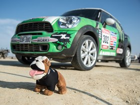 Ver foto 19 de Mini Countryman Cooper S Dakar Rally R60 2013