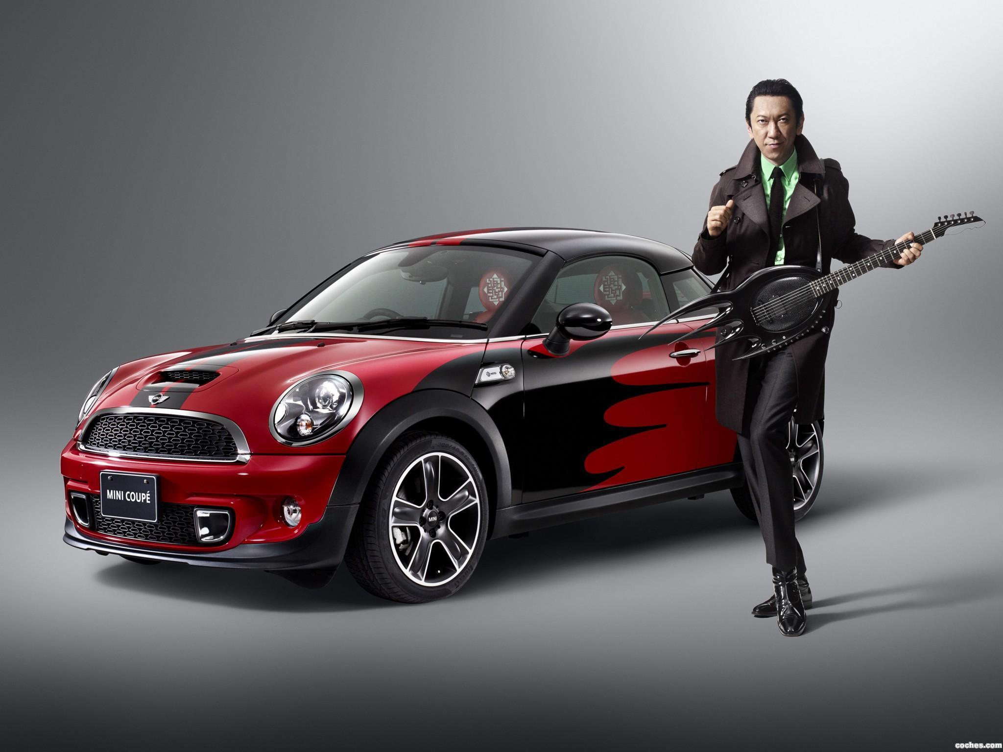 Foto 5 de Mini Coupe Cooper S Hotei 2012