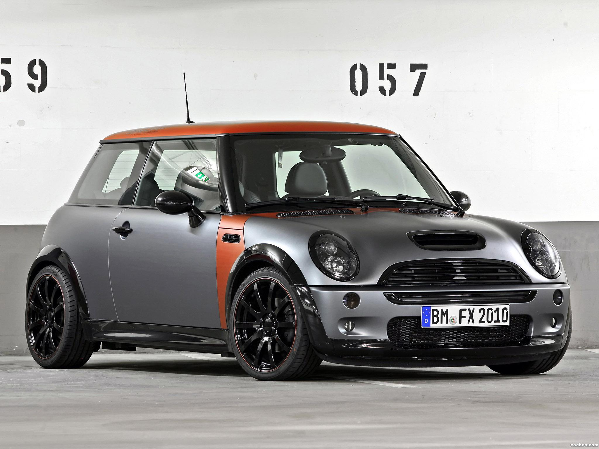 Foto 0 de Mini Cooper S CoverEFX Project One 2011