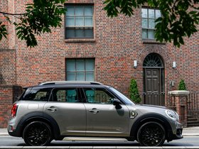 Ver foto 14 de Mini Cooper S E Countryman ALL4 F60 UK 2017