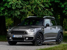 Ver foto 12 de Mini Cooper S E Countryman ALL4 F60 UK 2017