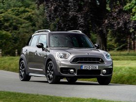 Ver foto 2 de Mini Cooper S E Countryman ALL4 F60 UK 2017