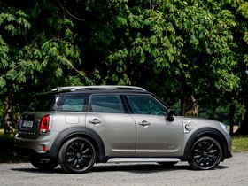 Ver foto 16 de Mini Cooper S E Countryman ALL4 F60 UK 2017