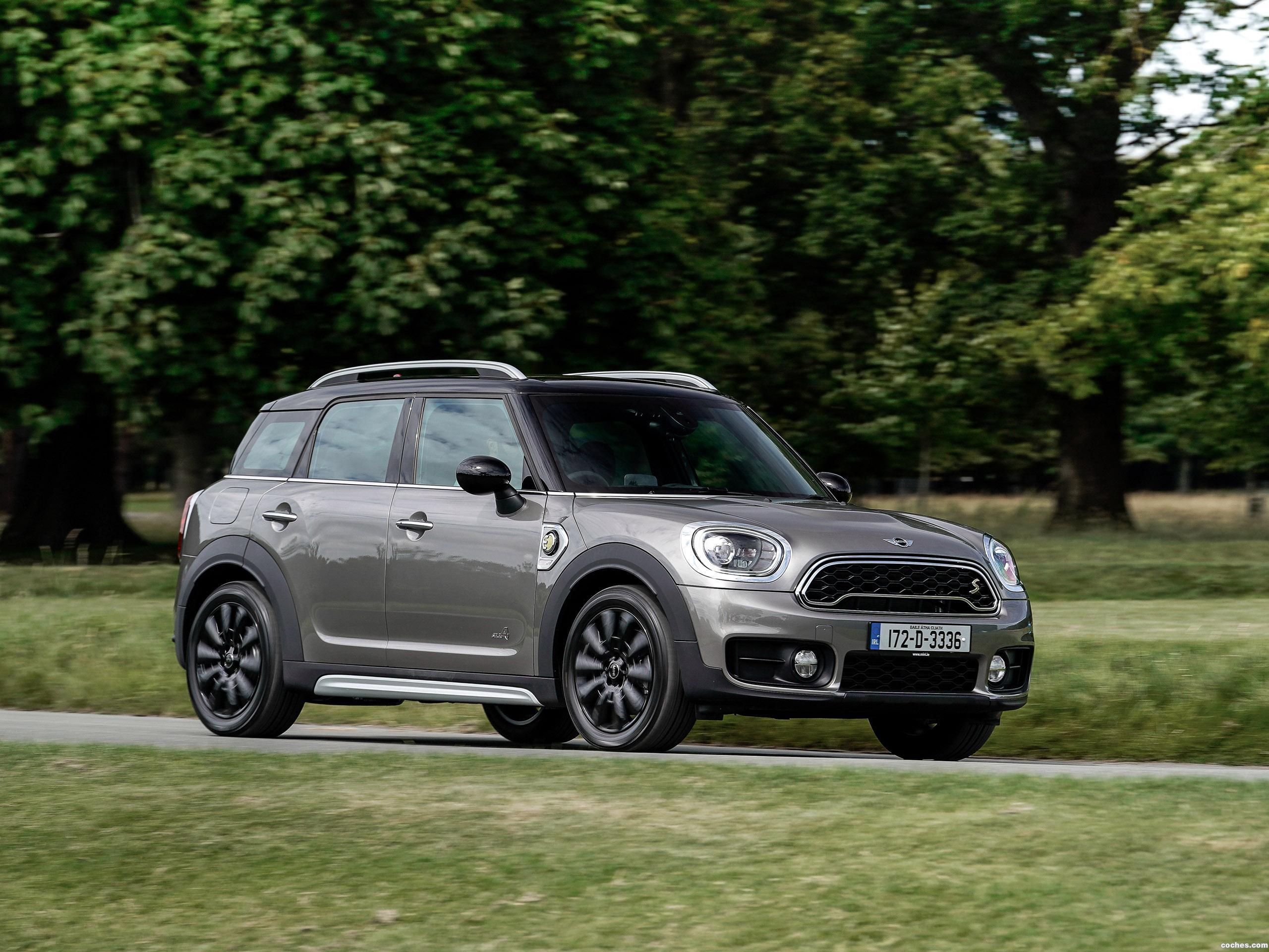 Foto 16 de Mini Cooper S E Countryman ALL4 F60 UK 2017