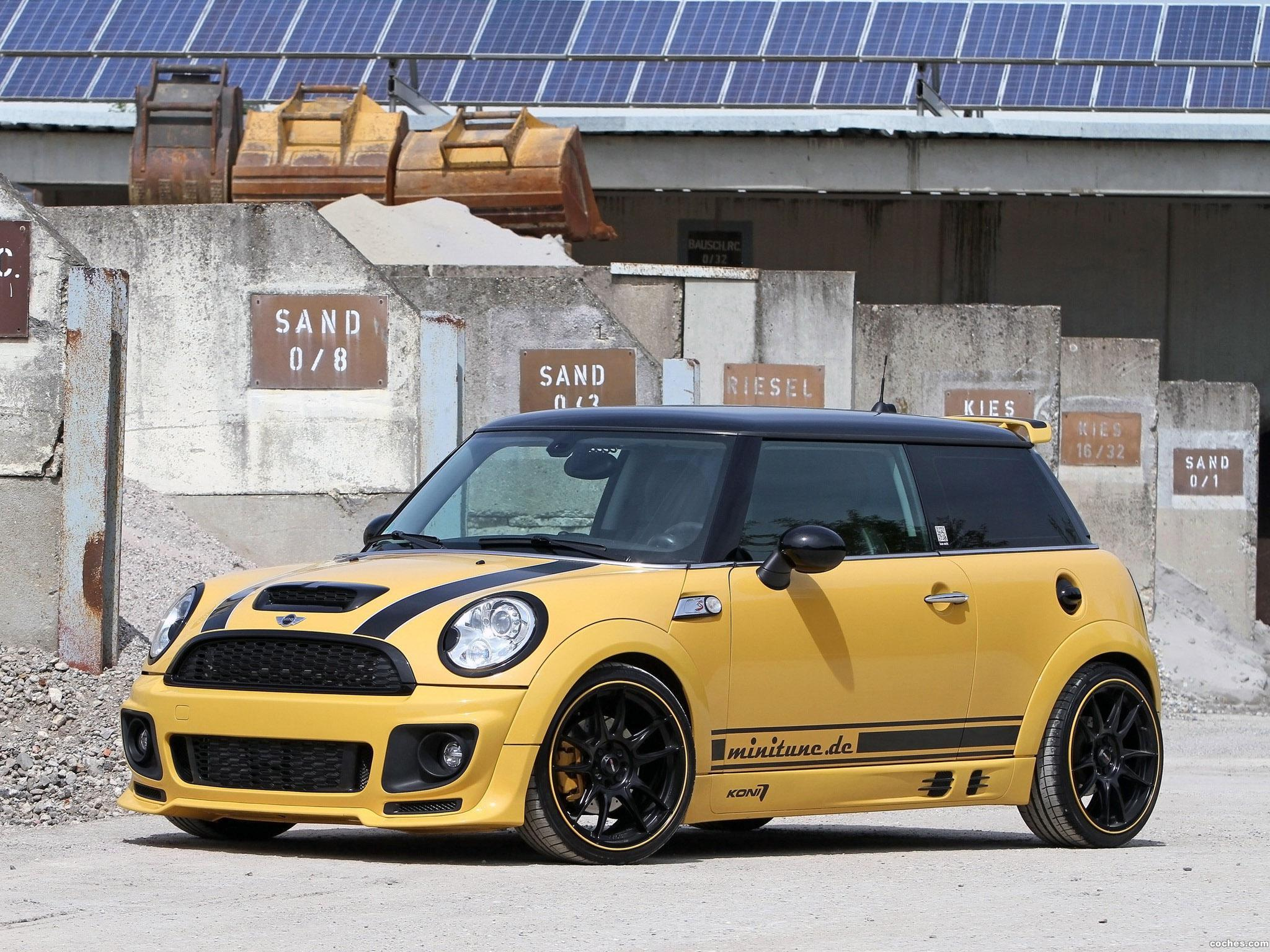 Foto 0 de MINI Cooper S R56 Styling by Minitune 2014