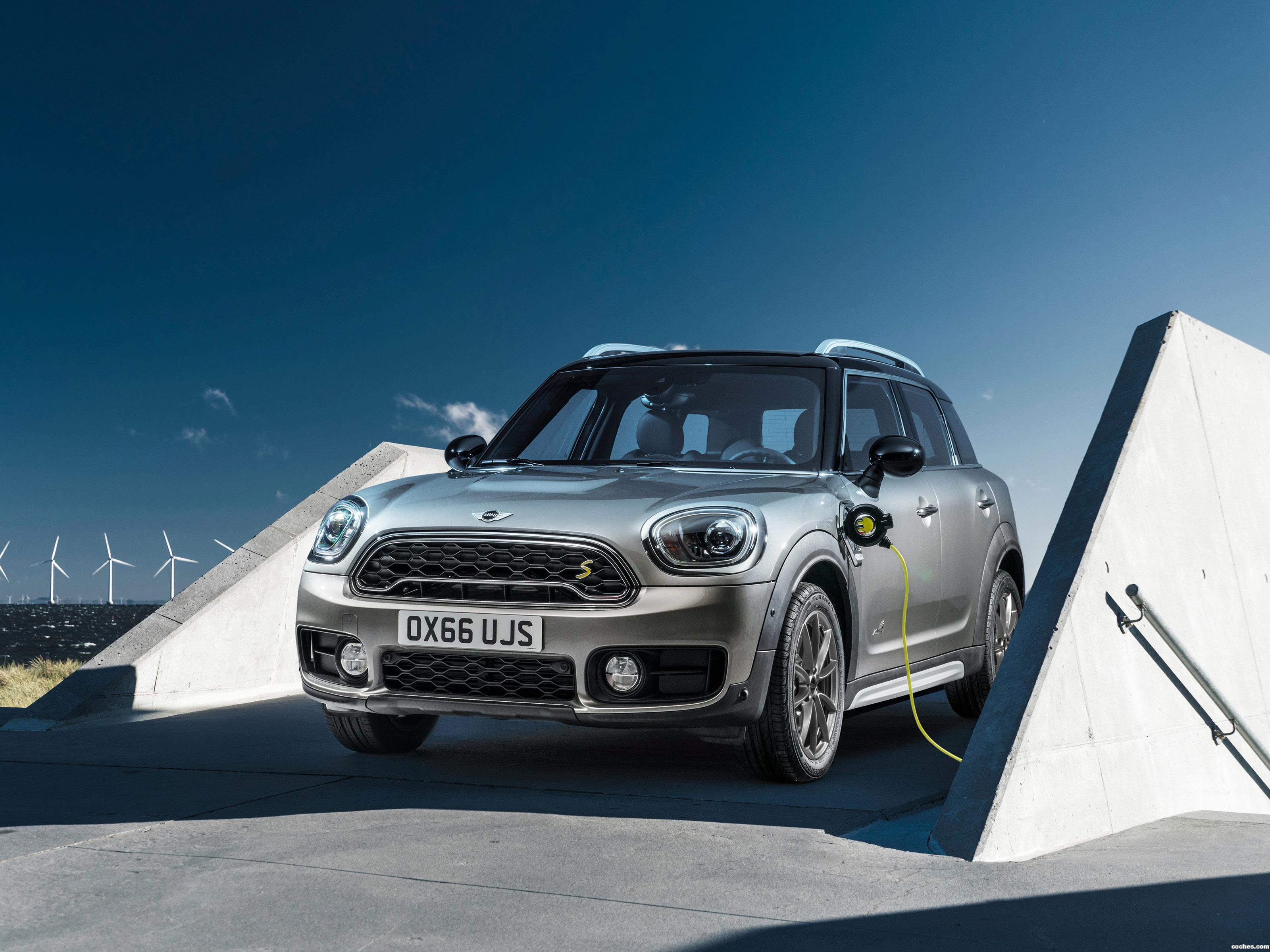 Foto 0 de Mini Countryman Cooper S e All4 2017
