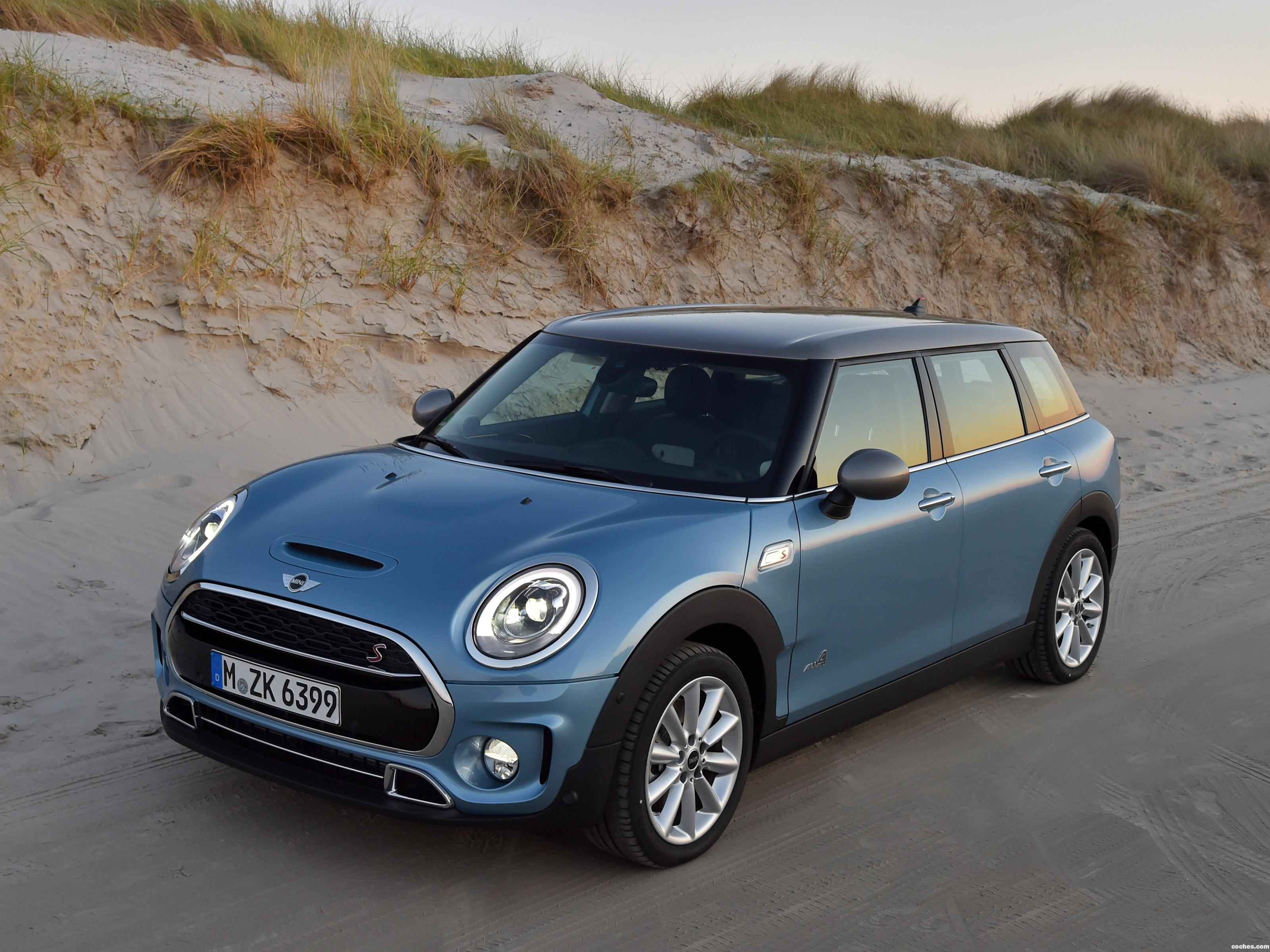 Foto 0 de Mini Clubman Cooper SD All4 F54 2016