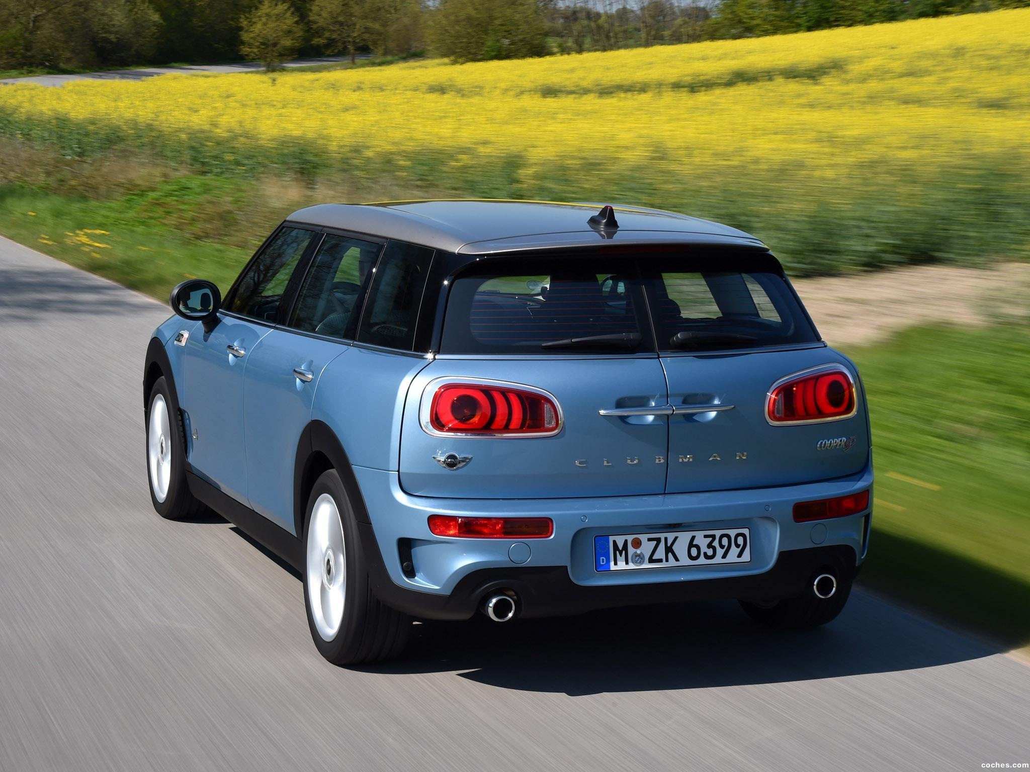 Foto 21 de Mini Clubman Cooper SD All4 F54 2016