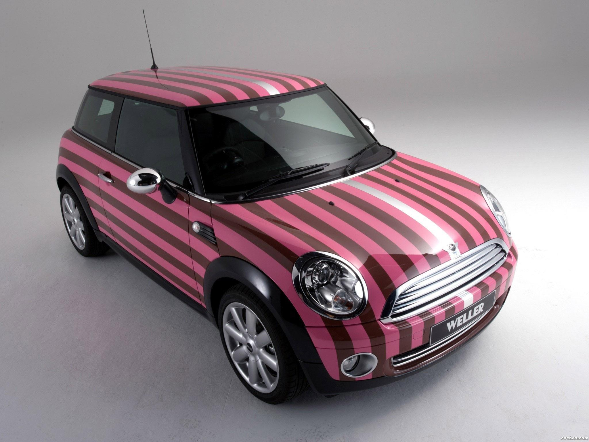 Foto 0 de Mini Cooper by Paul Weller 2010